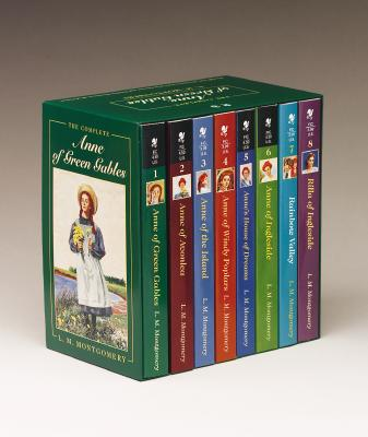 Complete Anne of Green Gables By Montgomery, L. M.